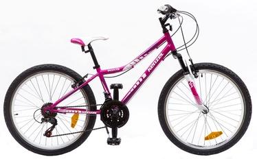 "Jalgratas Kenzel Roxis SF 33cm 24"" Pink 17"