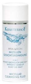 Meigieemaldaja Krauterhof Hyaluron Micellar Cleansing Fluid 3 In 1, 200 ml