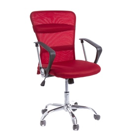 SN Office Chair AEX Red