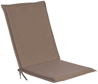 Home4you Chair Cover Summer 42x90x3cm Brown