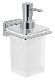 Gedy Atena 448113 Wall-Hung Soap Dispenser Chrome