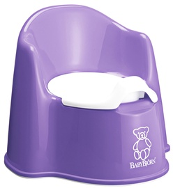 BabyBjorn Potty Chair Purple 055163