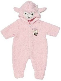 Zapf Creation Baby Annabell Deluxe Sheep Onesie Outfit 43cm 703588