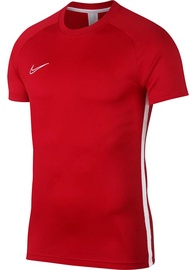 Nike Men's T-shirt Academy SS Top AJ9996 657 Red S
