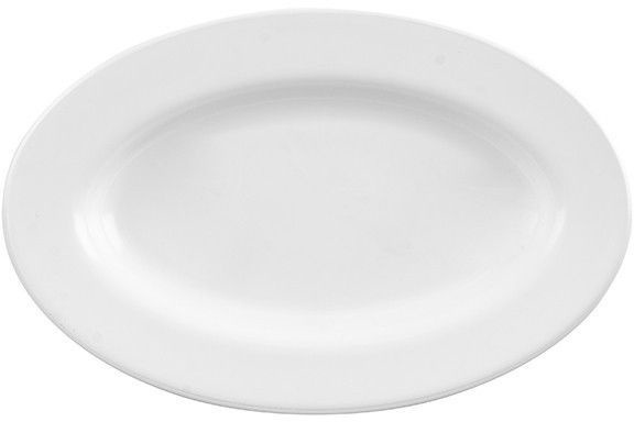 Bormioli Serving Plate Toledo Oval 22cm 168227