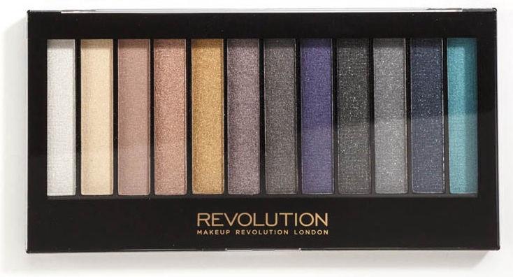 Makeup Revolution London Redemption Palette 14g Essential Day To Night