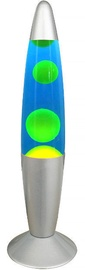 Nino Lava Table Lamp 20W E14 Blue/Yellow
