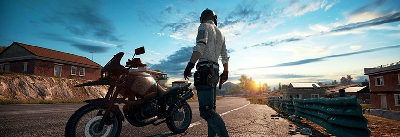 Playerunknowns's Battlegrounds PS4