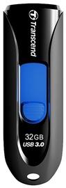 USB флеш-накопитель Transcend JetFlash 790 Black, USB 3.0, 32 GB