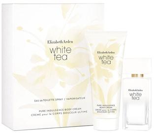 Elizabeth Arden White Tea 100ml EDT + 100ml Body Cream