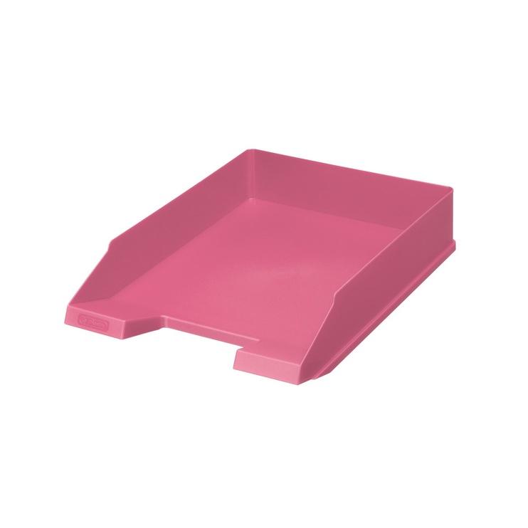 Dokumentide riiul A4 50015726 roosa (HERLITZ)