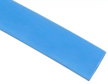 Techflex Heat Shrink Tubing 9mm Blue 1m