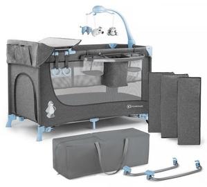 Кровать для путешествий KinderKraft Joy With Accessories Blue