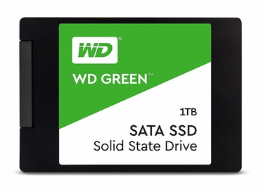 "Western Digital Green 1TB SATAIII 2.5"" WDS100T2G0A"