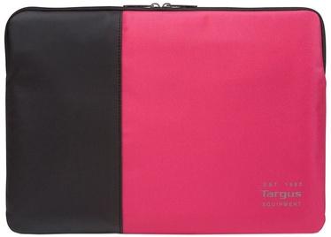 "Targus Pulse Laptop Sleeve 13-14"" Black/Pink"