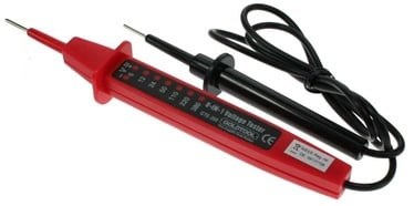 InLine Voltage Tester 380 Volt