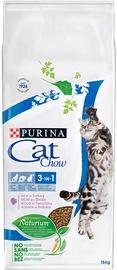 Purina Cat Chow 3 in 1 Turkey 15kg