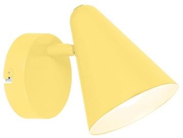 Candellux Amor Wall Lamp 40W E14 Banana