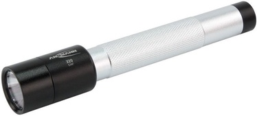 Ansmann LED Metal Torch X20 Black/Silver