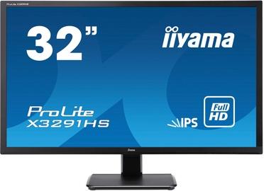 Монитор Iiyama ProLite X3291HS-B1, 32″, 5 ms