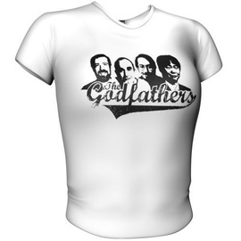 GamersWear Modern League Godfathers Top White L