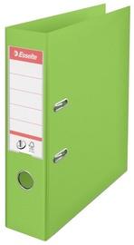 Esselte No.1 Vivida Lever Arch File PP 7.5cm Green