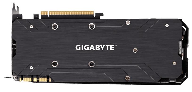 Gigabyte GeForce GTX1070 8GB GDDR5 PCIE GV-N1070G1GAMING-8GD