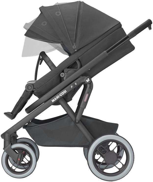 Jalutuskäru Maxi-Cosi Lila XP, must