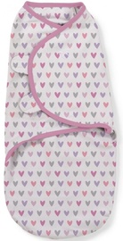 Summer Infant SwaddleMe Original Swaddle Small Me In Heart You