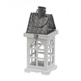 Polar Lanterns House Lantern 30.5cm Grey