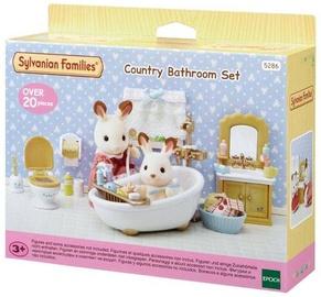Epoch Sylvanian Families Country Bathroom Set 5286