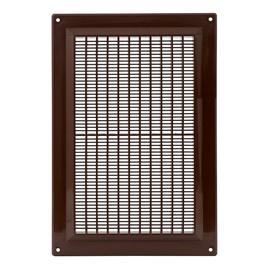 Ventilatsioonirest Europlast VR2517B, 250 x 170 mm, pruun