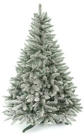 AmeliaHome Tytus Christmas Tree Green With Snow 180cm