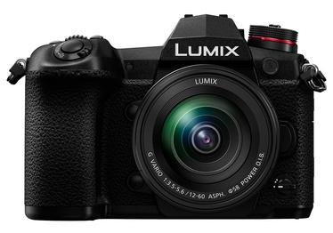 Panasonic LUMIX DC-G9 + Lumix 12-60mm Lens