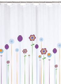 Rayen Flowers Shower Curtain 180x200cm