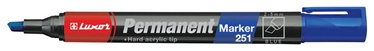 Marker Luxor 3441-44-3442/ 2-5mm sinine