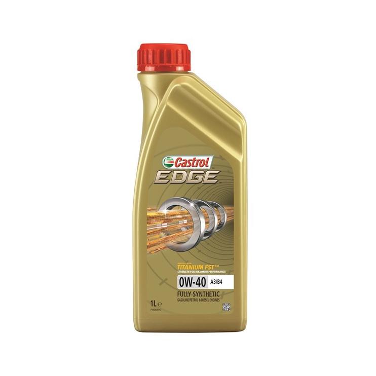 CASTROL EDGE TIT FST  0W-40 A3/B4 1L