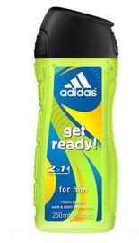 Гель для душа Adidas Get Ready!, 250 мл