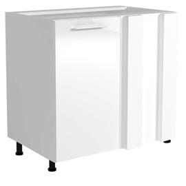 Köögikapp Vento DN-100/82, valge