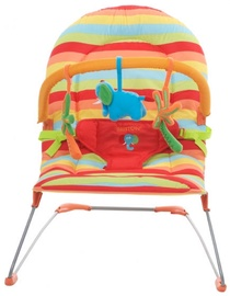 Britton Low Chair Rainbow