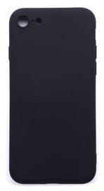 Evelatus Soft Silicone Back Case For Apple iPhone 7/8 Black