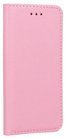 TakeMe Smart Magnetic Fix Book Case For Samsung Galaxy S10 Plus Pink