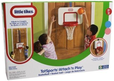 Little Tikes Attach 'n Play Basketball Set