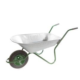 Limex Wheelbarrow 100301 Steel/Green 80l