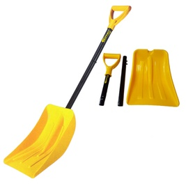 Bottari Steel Shovel Dismountable 32326