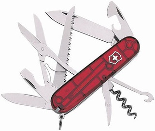 Victorinox Huntsman 1.3713 Knife Red / Silver