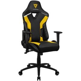 Игровое кресло Thunder X3 TC3 Bumblebee Yellow