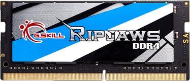 G.SKILL Ripjaws 16GB 2666MHz CL19 DDR4 SODIMM F4-2666C19S-16GRS