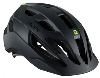 Bontrager Solstice MIPS Youth Black/Yellow