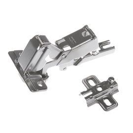 Danco Furniture Hinge F35 165° F86401P44 2pcs Nickel